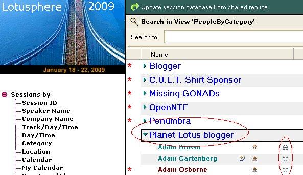 Planet Lotus bloggers
