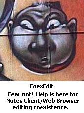 Face it - you need CoexEdit