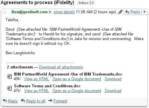 Email rendered by iFidelity Beta 3