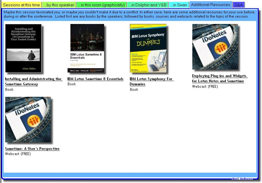 Additional Resources for JMP103
